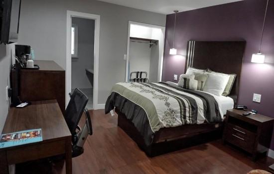 Muir Lodge Motel Martinez: Queen Room